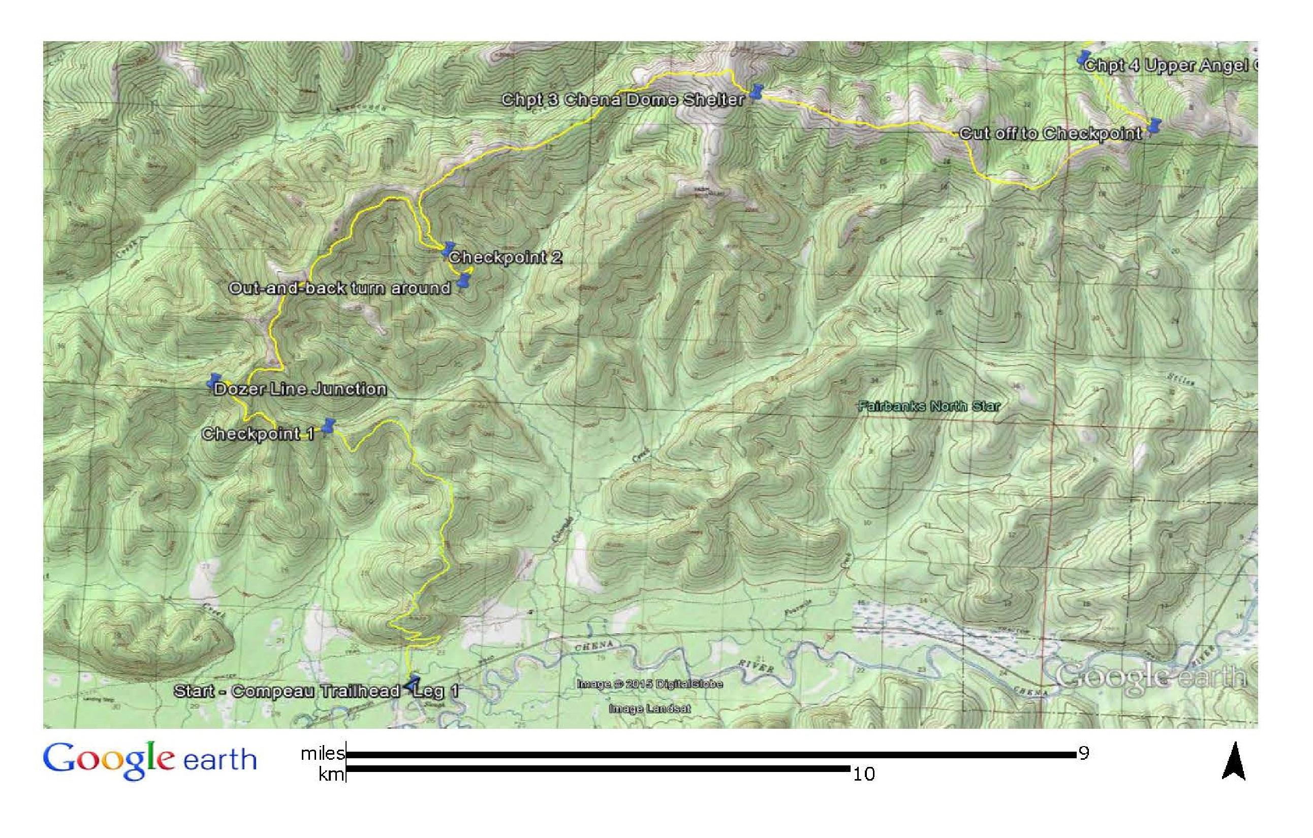 Race Information   Angel Creek 50 Miler